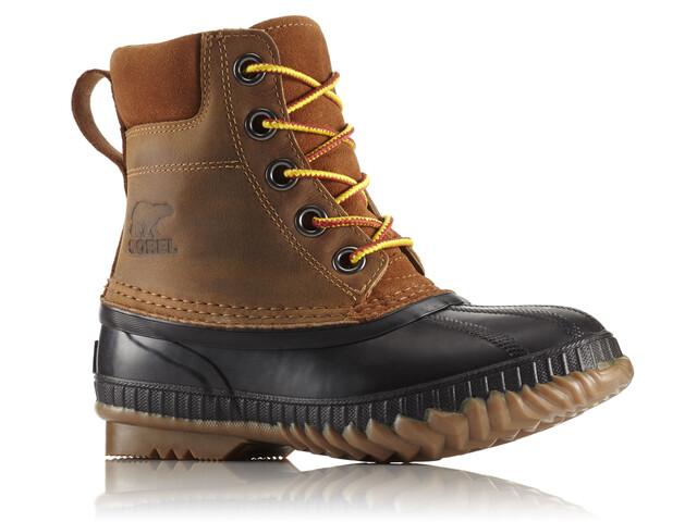 Sorel Cheyanne II LTR Boots Youth Elk/Black
